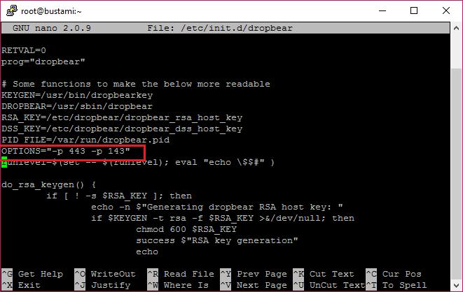 Install Dropbear di VPS Centos 6 64 Bit