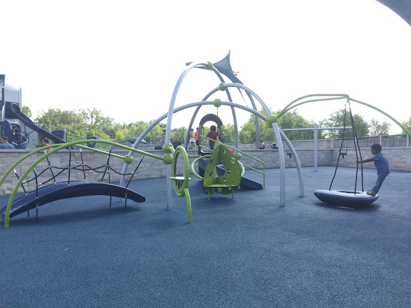 Amerikada çocuk parkları