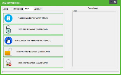 GSMDEVZBD Multi Android Frp Tool Free Download