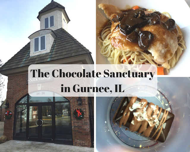 Chocolate Sanctuary in Gurnee, IL: Making Dining a Chocolate Experience