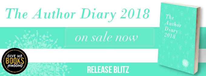 RELEASE BLITZ PACKET - The Author Diary 2018 by Lauren Clarke