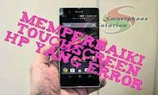 Aplikasi Untuk Memperbaiki Touchscreen / Layar Sentuh Android