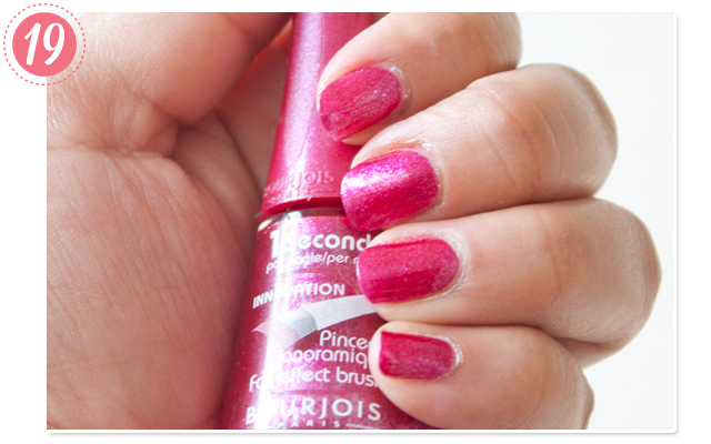 Bourjois 1 seconde vernis
