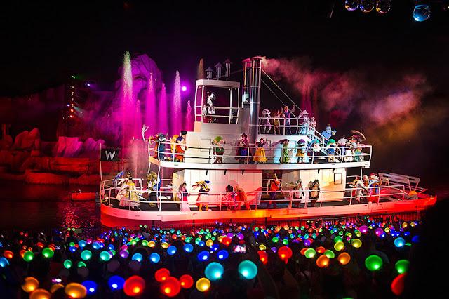 Parque Disney Hollywood Studios Orlando: Show Fantasmic
