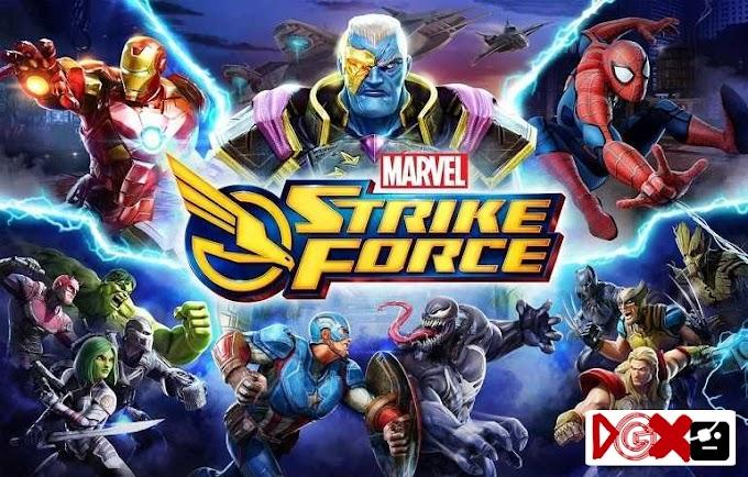 Marvel Strike Force MOD v3.0.0
