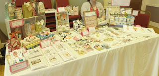 craft stall layout