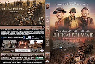 CARATULA EL FINAL DEL VIAJE - JOURNEY'S END - 2017