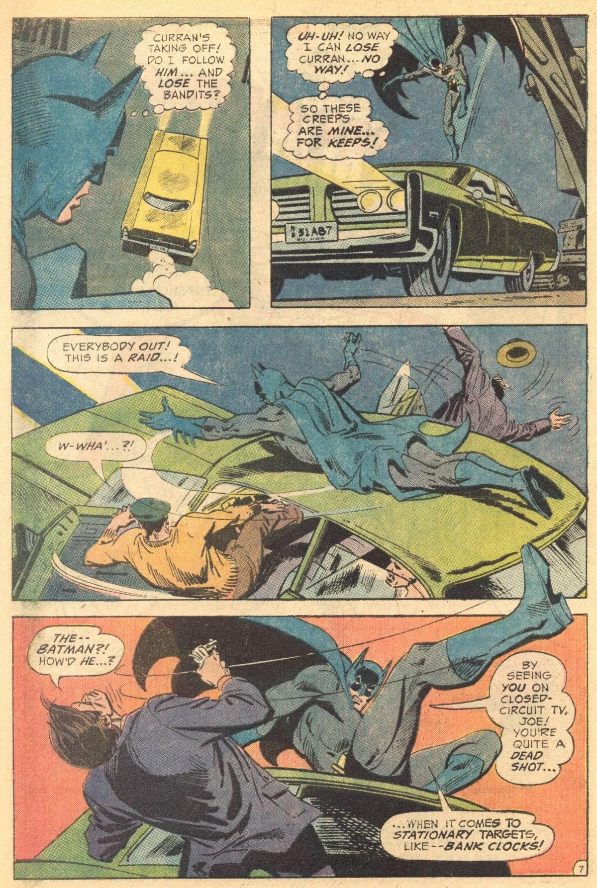 Detective Comics (1937) 424 Page 9