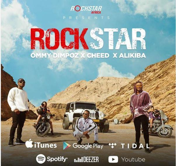 VIDEO: 'ROCKSTAR' WIMBO MPYA WA OMMY DIMPOZ, ALIKIBA NA UTAMBULISHO WA CHEED