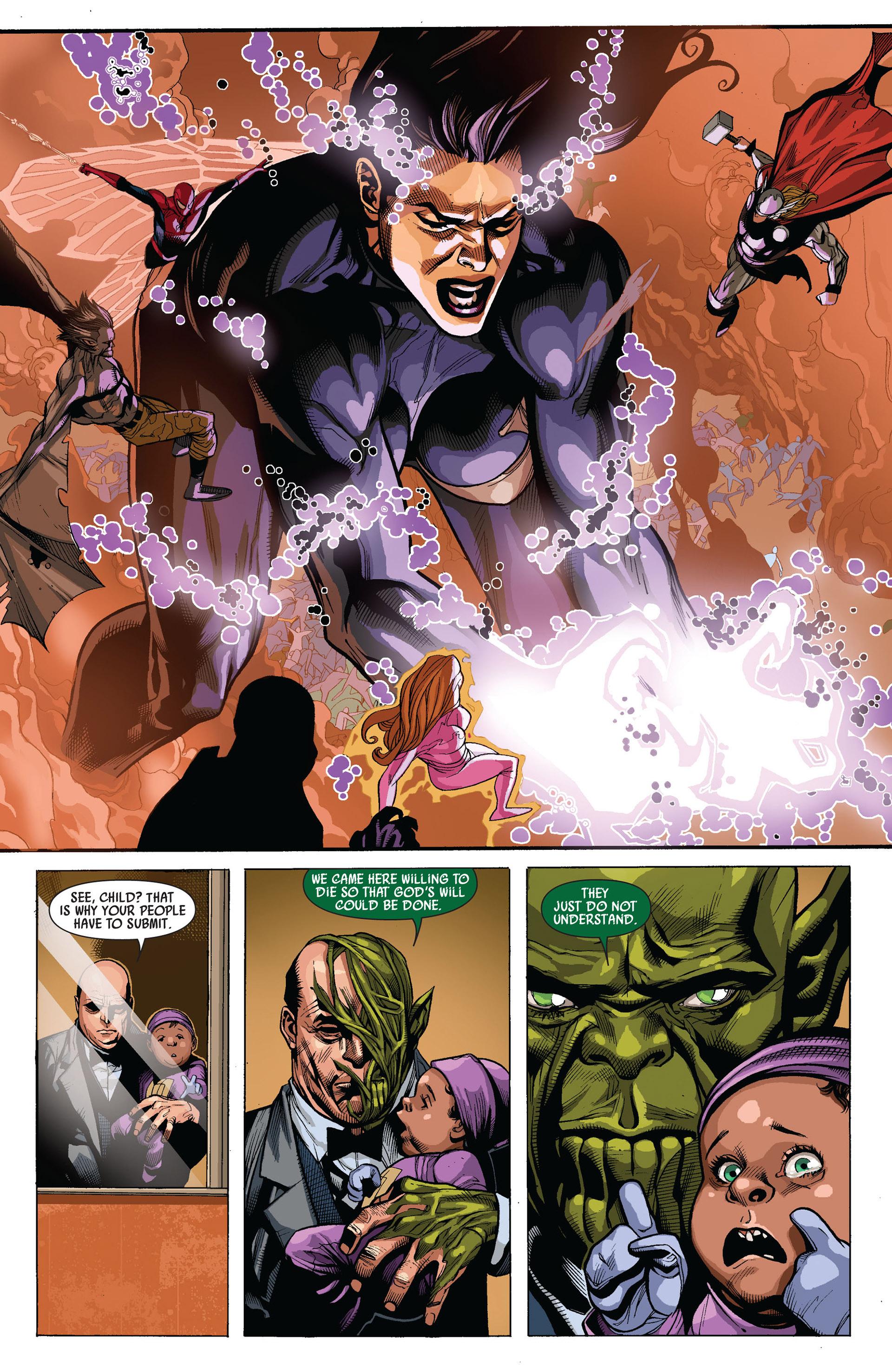 Read online Secret Invasion comic -  Issue #7 - 21