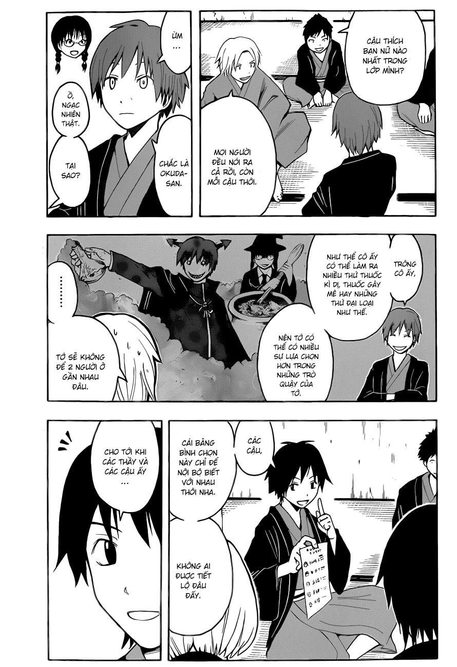 Ansatsu Kyoushitsu chap 19 trang 10