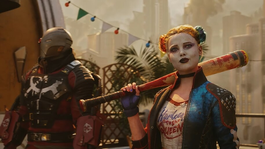 Harley Quinn, Deadshot, Suicide Squad Kill the Justice League, 4K, #3.2578