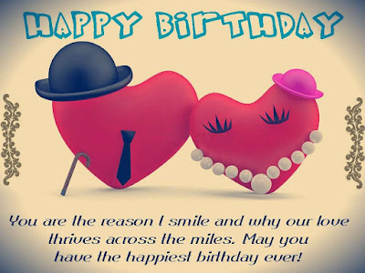 Happy Birthday Wishes And Quotes For The Love Ones You Are Reason I Smile