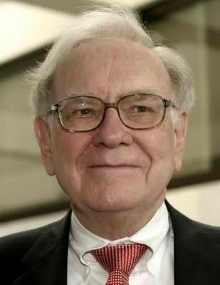 Gambar Warren Buffet