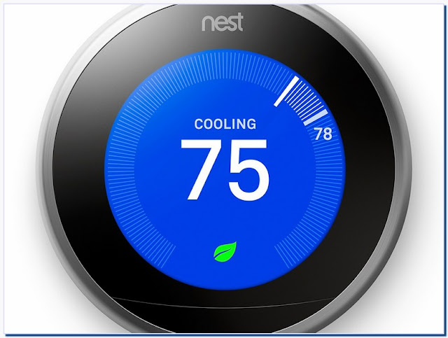 Nest thermostat 3rd generation Kohls