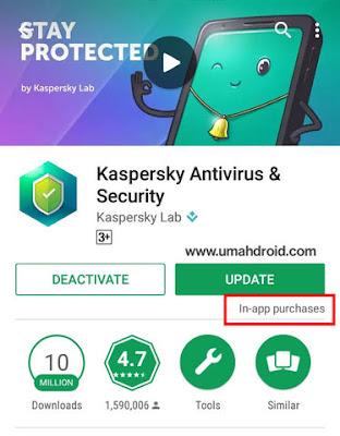 Cara In-App Billing Pada Aplikasi Android