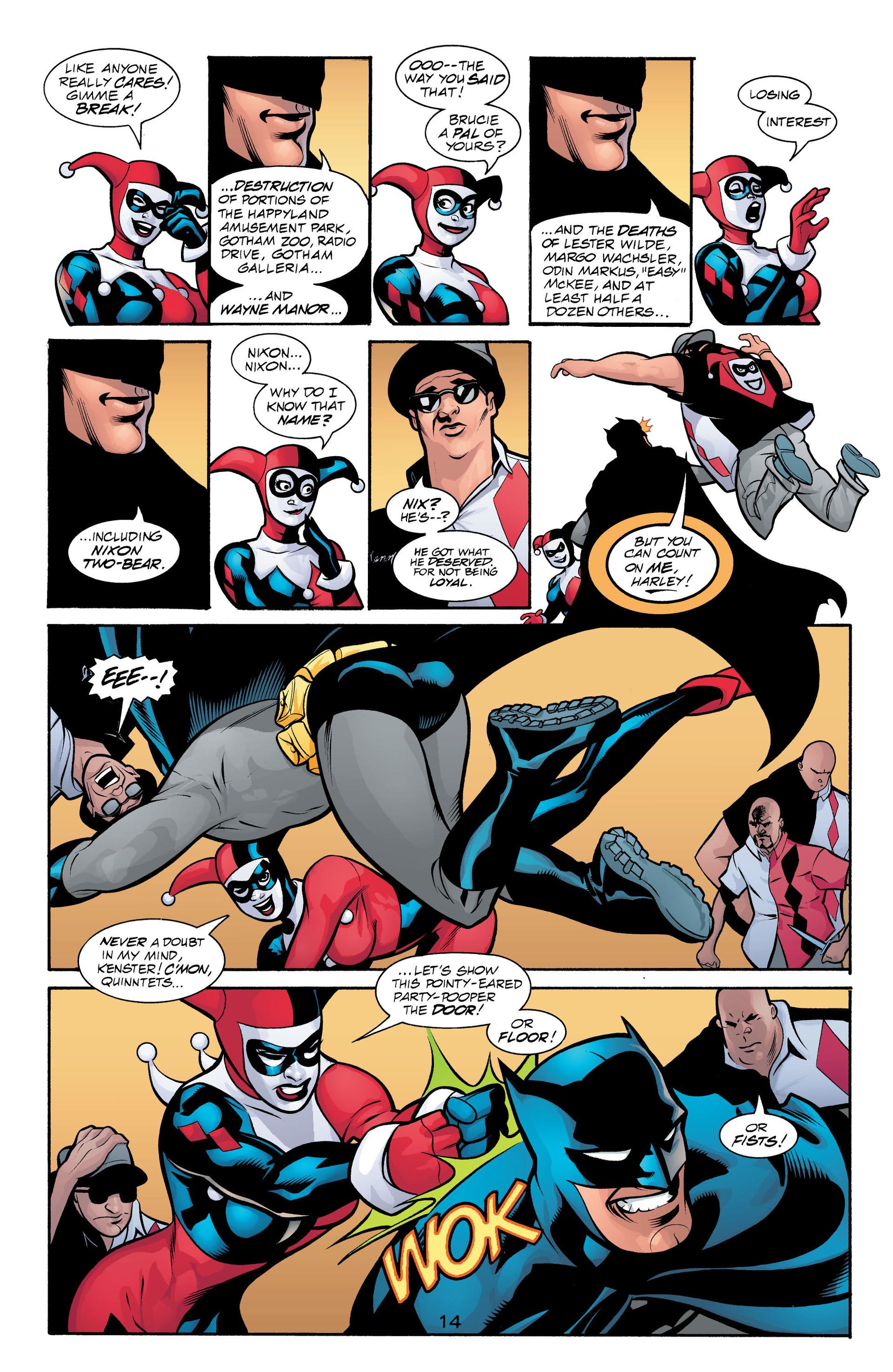 Harley Quinn (2000) Issue #12 #12 - English 14