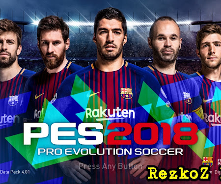 PES 2018 Fix 1.05.02 For CPY Version