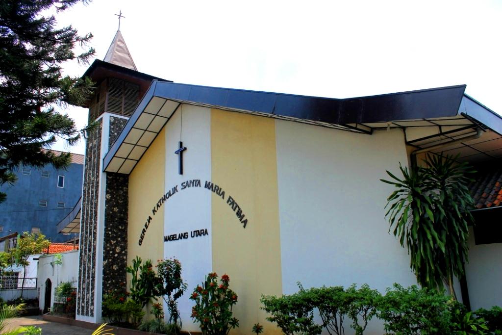 Paroki St. Maria Fatima Magelang