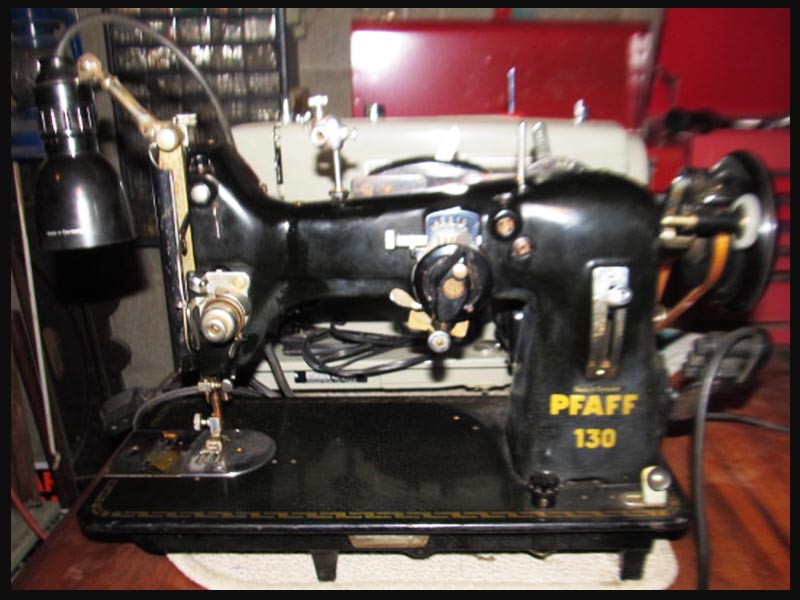 Steel Sewing  Pfaffin U0026 39  It Part One
