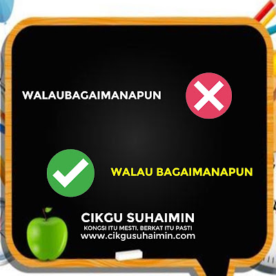 71 Perkataan Bahasa Melayu Yang Sering Disalah Eja Berserta Pembetulannya