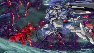 Gundam Build Divers Episode 09 Subtitle Indonesia
