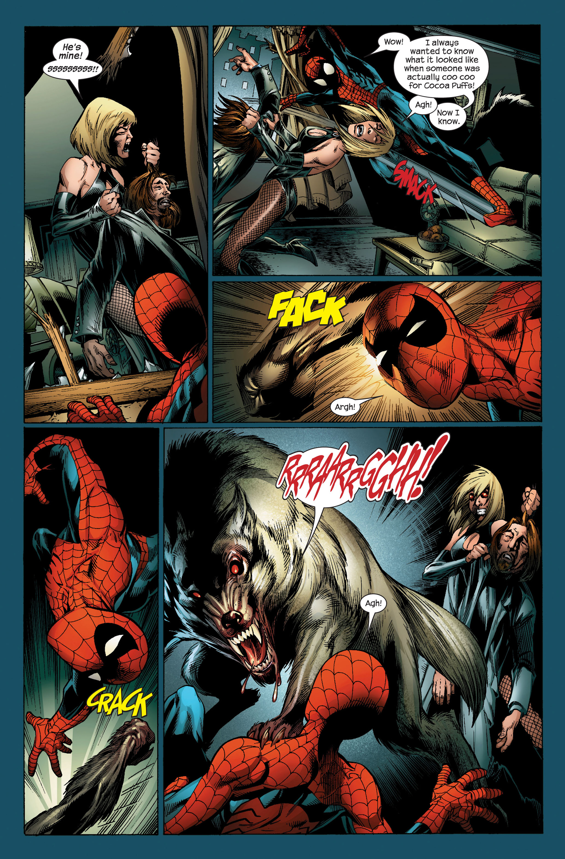 Read online Ultimate Spider-Man (2000) comic -  Issue #95 - 23