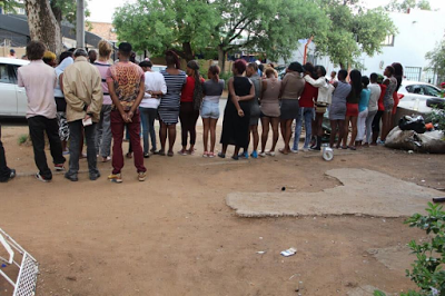 Photos: South African Police Rescues 26 Women And Girls From A Brothel Run By Nigerians