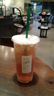 Starbucks Iced Tenta Green Tea Refill #2