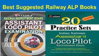 9 Best Suggested Books for RRB ALP 2018 Assistant Loco Pilot Syllabus PDF
