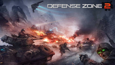 Defense zone 2 HD Apk + Mod + OBB for Android (paid)