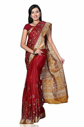616c3af5ed2 Traditional Indian clothing for women are saris or the salwar kameez and  also ghagra cholis. For men traditional clothes are the dhoti