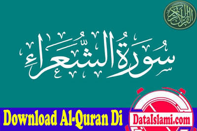 Download Surat Asy Syu'ara Mp3 Full Ayat Suara Merdu