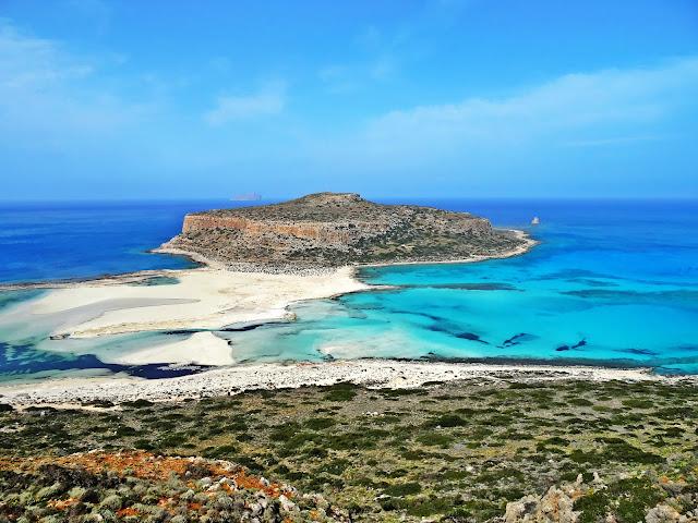 laguna Balos jak wygląda? Kreta