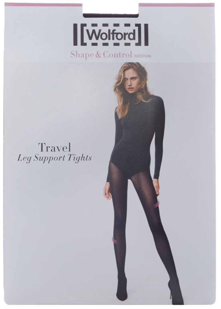 e746289bd Hosiery For Men  New Travel Leg Support Tights from Wolford