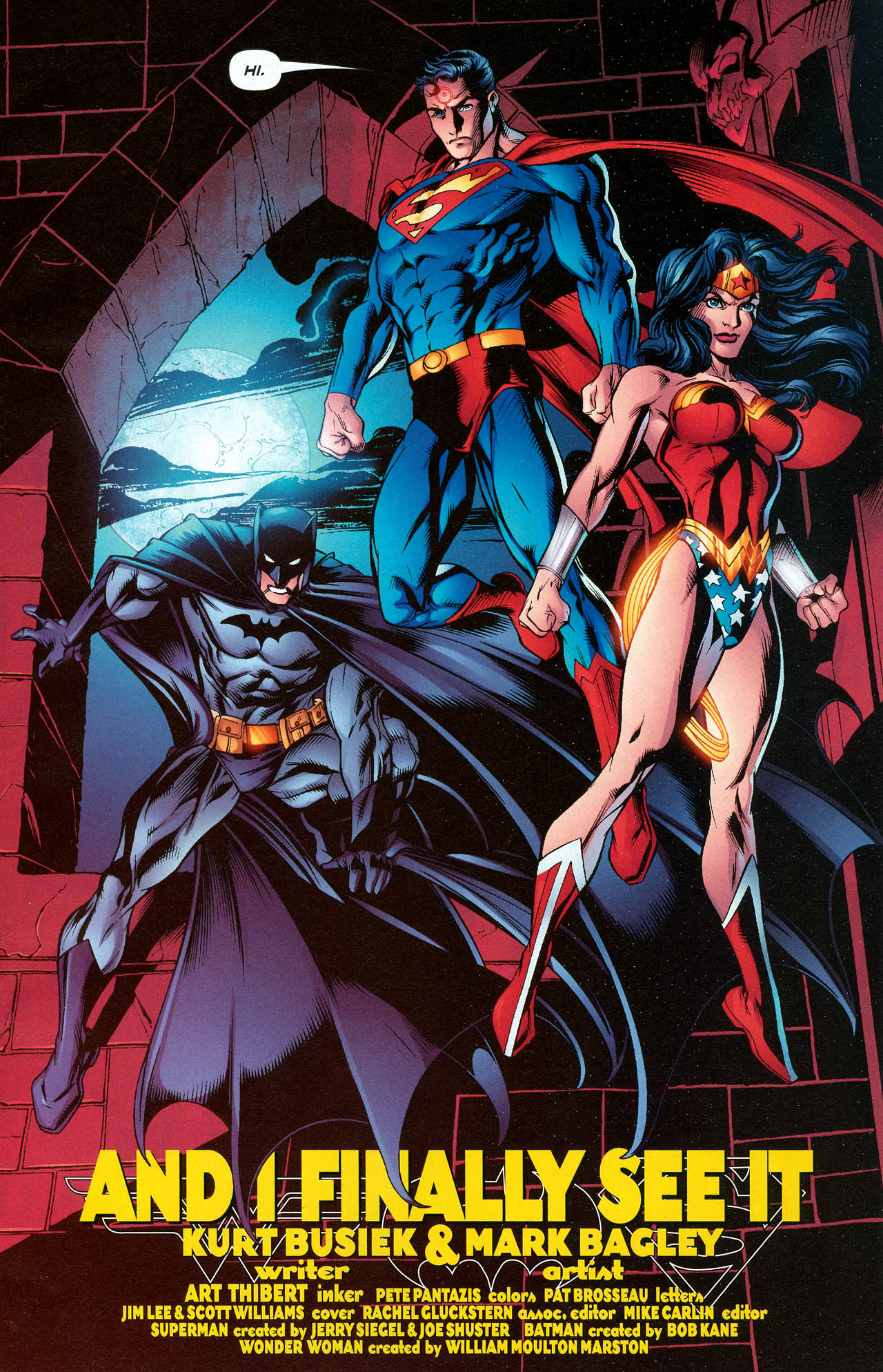 Read online Trinity (2008) comic -  Issue #15 - 5