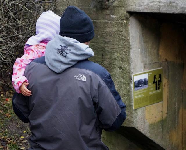 Hirtshals: 5 lohnenswerte Ausflugsziele. Das Bunkermuseum unterhalb des Leuchtturms macht Kindern wie Erwachsenen Spaß!