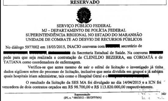 MPF DESFAZ ARMAÇÃO COMUNISTA NO MARANHÃO.
