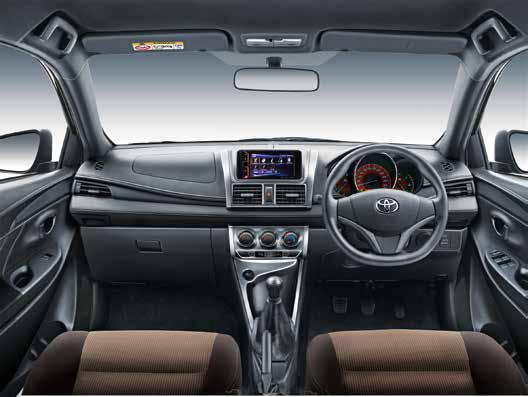 Ukuran Velg All New Yaris Trd Camry Specs Perbedaan Toyota Tipe E G Dan Sportivo Audio Unit Untuk Memiliki Fitur 2 Din 6 1 Inch Touch Screen Am Fm Radio Cd Mp3 Aux In Usb Bluetooth 4 Speakers