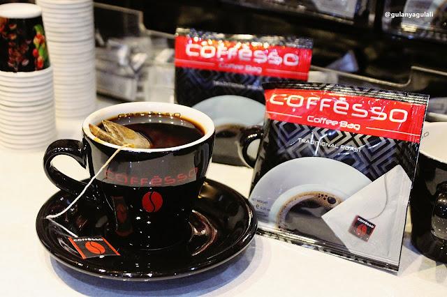 Coffesso Coffee Bag - Kopi Celup Coffesso Pertama di Indonesia
