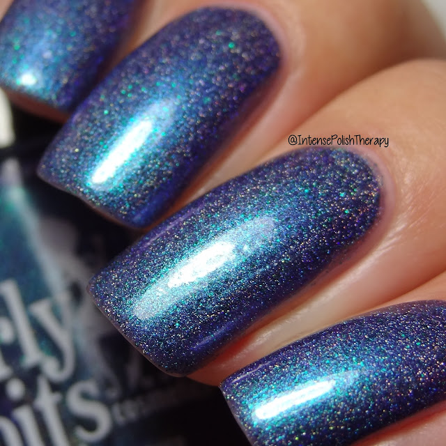 Girly Bits Cosmetics - Blue Year's Resolution