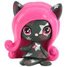 Monster High Catty Noir Series 1 Pattern Ghouls Figure