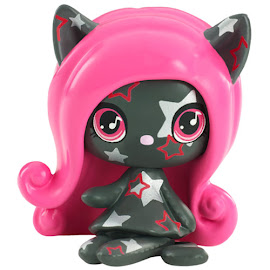 Monster High Catty Noir Series 1 Pattern Ghouls Figure