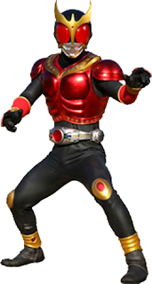 Arsenal, Weapon & Abilities: Kamen Rider Kuuga