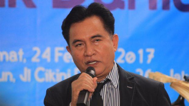 Yusril: Indonesia Tak Campuri Urusan dalam Negeri Jika Tekan Cina Soal Krisis Uighur