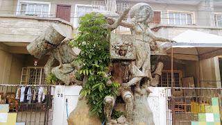 Kublai Millan scupltures davao city