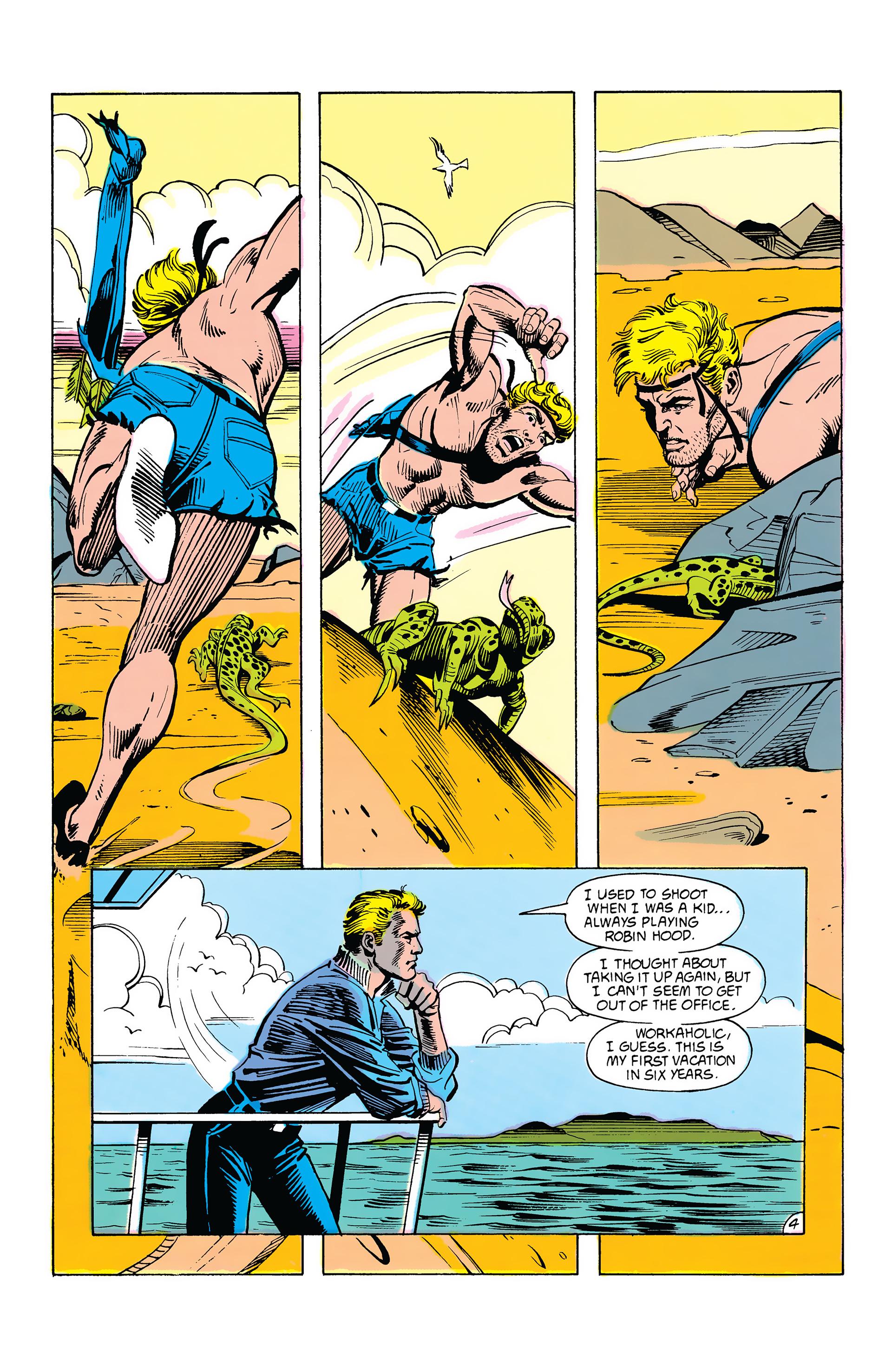 Read online Secret Origins (1986) comic -  Issue #38 - 4