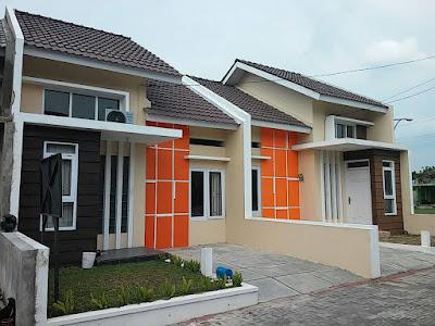 model rumah minimalis terbaru di komplek perumahan