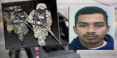 "Juan Francisco Carrizales Lara ""El 98"" captured"