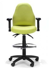 RFM High Back Drafting Chair